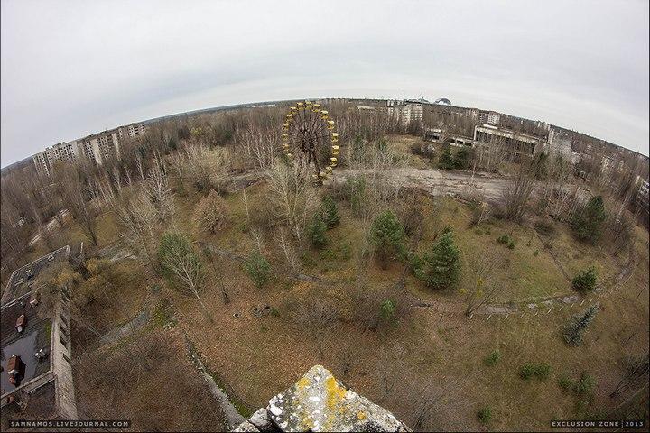 Самостоятельный поход в Припять (28)