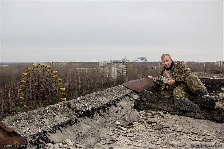Самостоятельный поход в Припять (29)