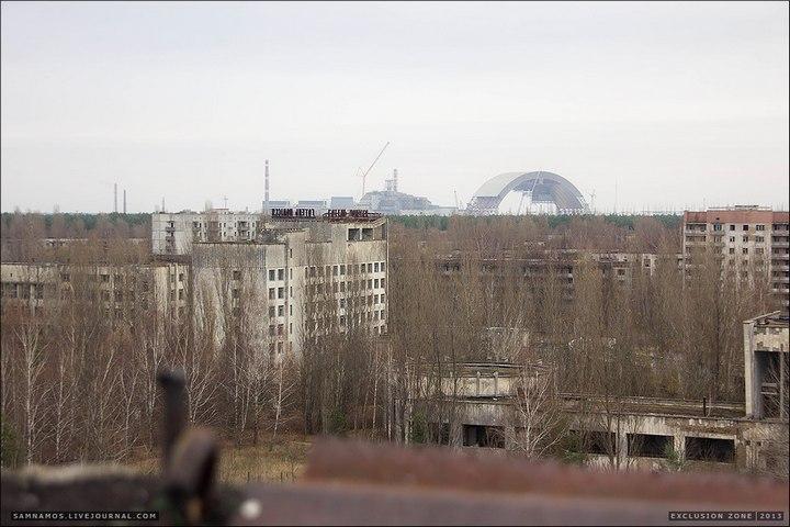 Самостоятельный поход в Припять (30)