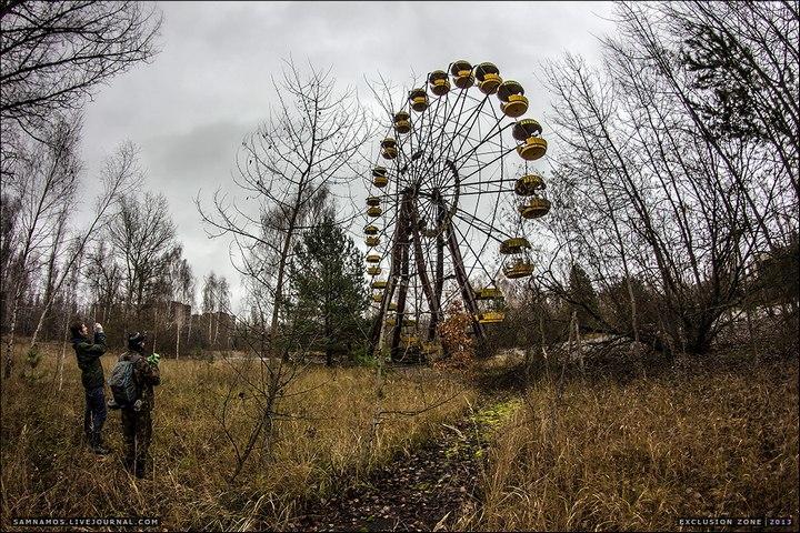 Самостоятельный поход в Припять (31)