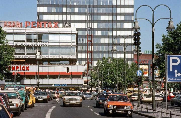 Берлин 1973-1986 годов, старые фотографии (5)