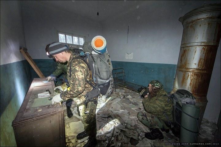 Нелегальный поход в Припять, как своими силами добраться до Припяти (33)