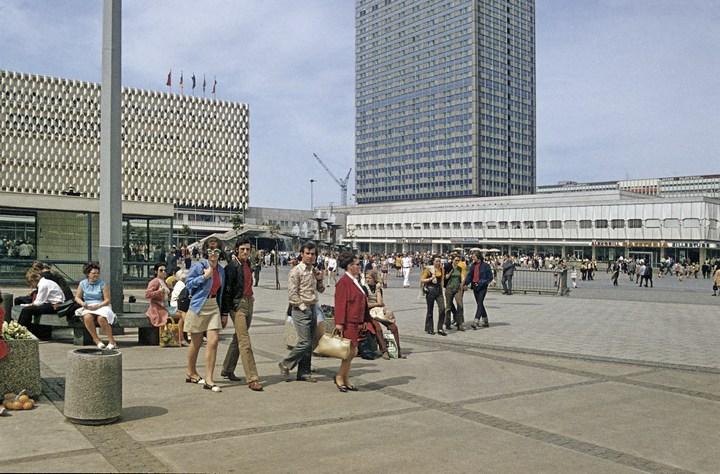 Берлин 1973-1986 годов, старые фотографии (3)