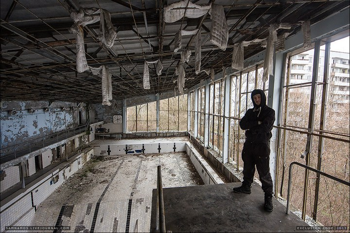 Нелегальный поход в Припять (34)