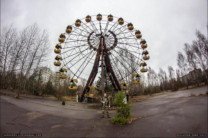 Самостоятельный поход в Припять (35)