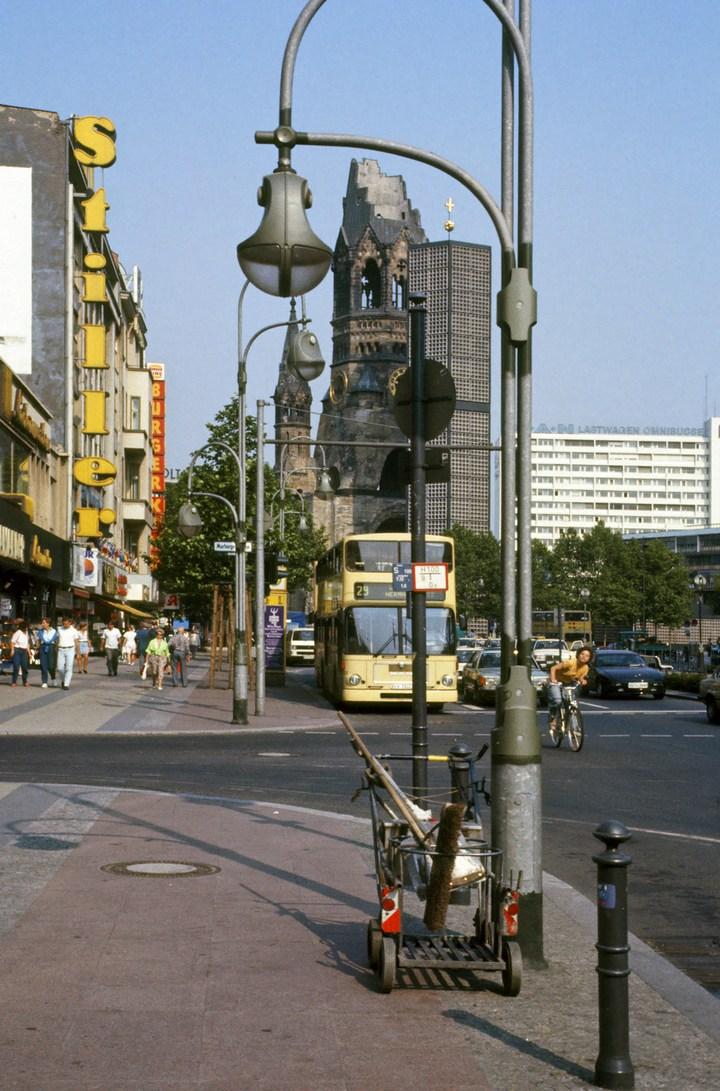 Берлин 1973-1986 годов, старые фотографии (1)