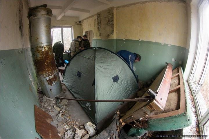 Нелегальный поход в Припять, как своими силами добраться до Припяти (44)