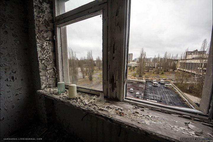 Самостоятельный поход в Припять (49)