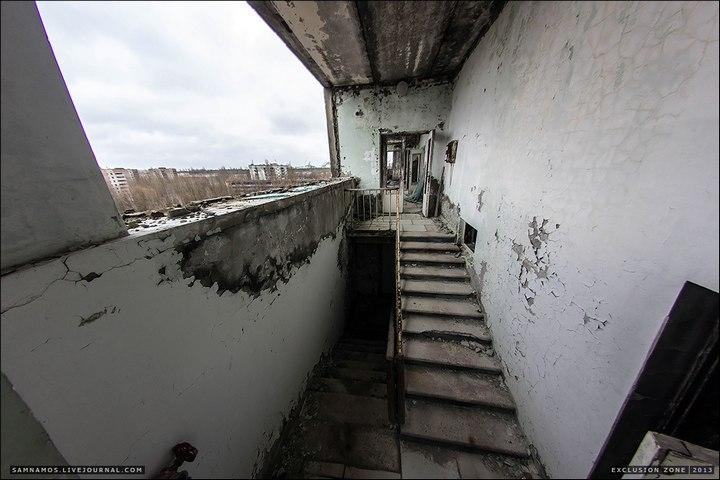 Самостоятельный поход в Припять (50)