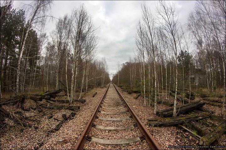 Нелегальный поход в Припять, как своими силами добраться до Припяти (53)