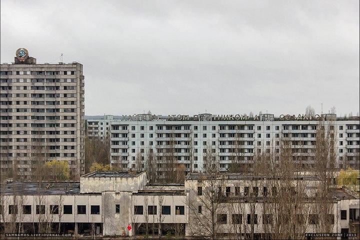 Самостоятельный поход в Припять (53)