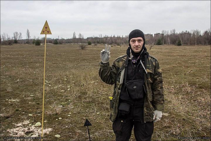 Нелегальный поход в Припять (54)