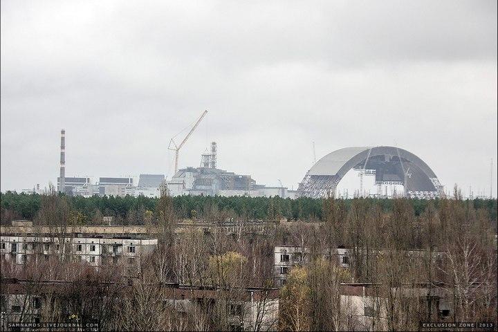 Самостоятельный поход в Припять (55)