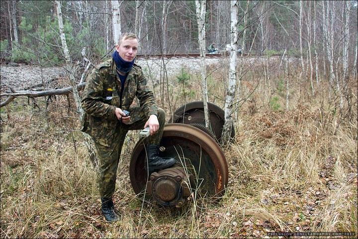 Нелегальный поход в Припять, как своими силами добраться до Припяти (57)