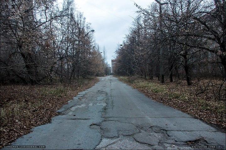 Самостоятельный поход в Припять (57)