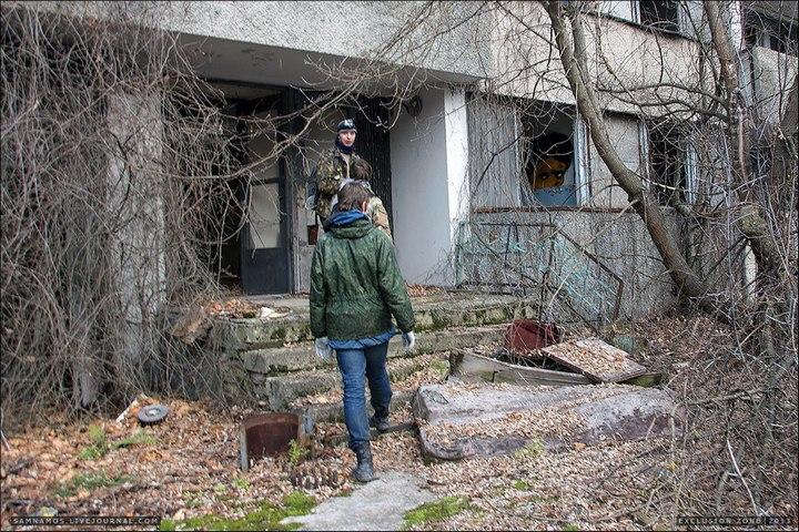 Самостоятельный поход в Припять (60)