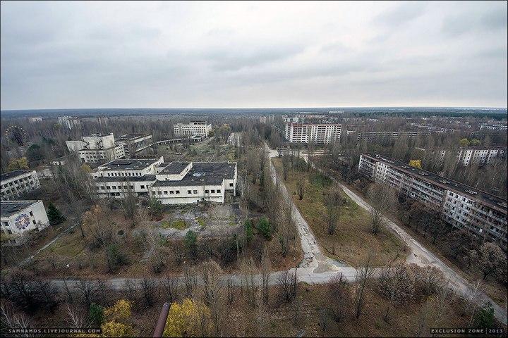Самостоятельный поход в Припять (62)