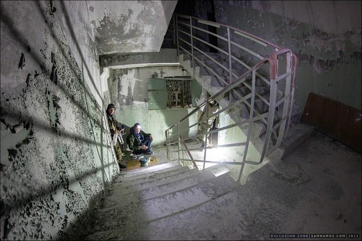 Нелегальный поход в Припять, как своими силами добраться до Припяти (63)