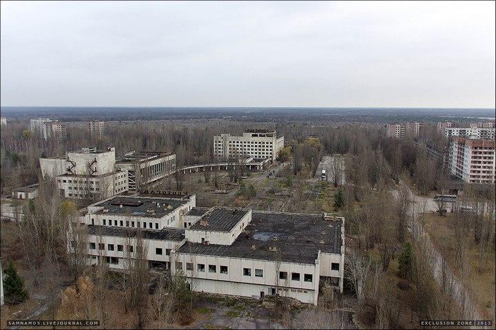 Самостоятельный поход в Припять (63)