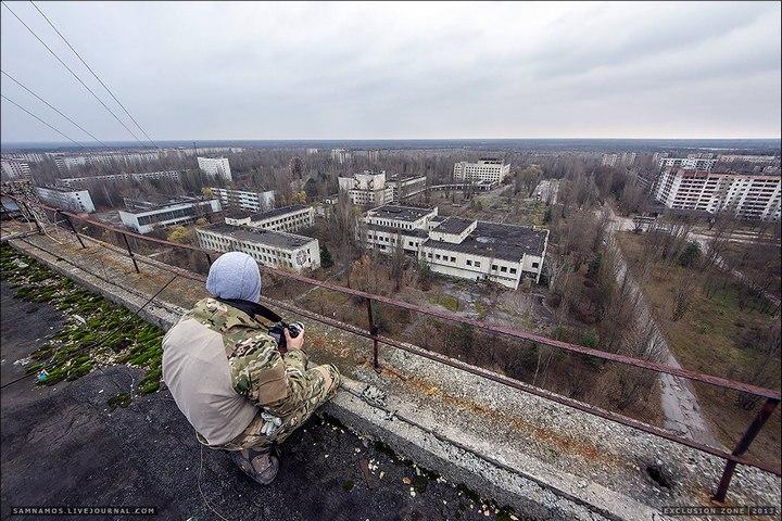 Самостоятельный поход в Припять (64)