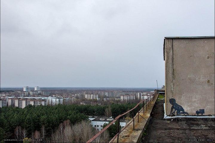 Самостоятельный поход в Припять (65)