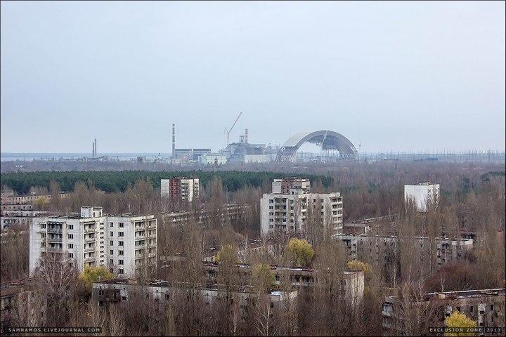 Самостоятельный поход в Припять (67)