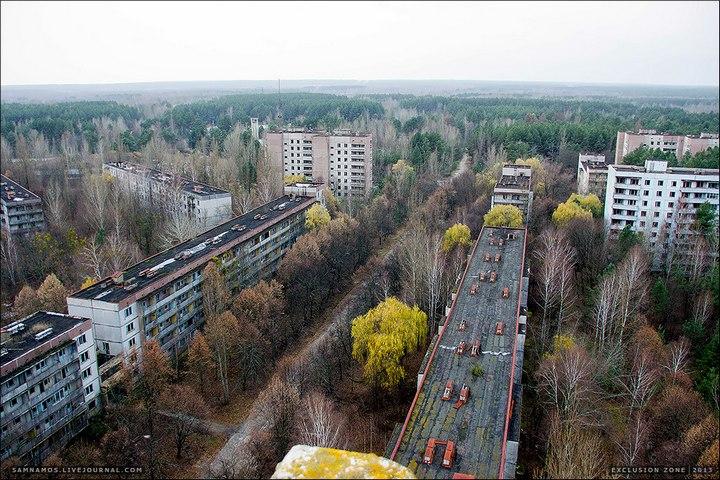 Самостоятельный поход в Припять (70)