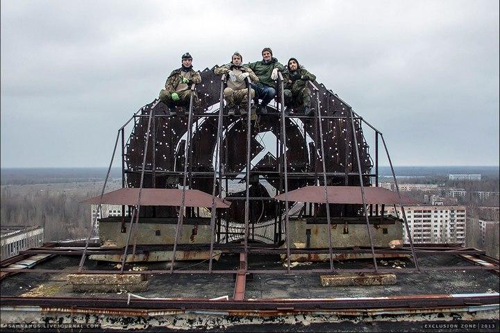 Самостоятельный поход в Припять (73)