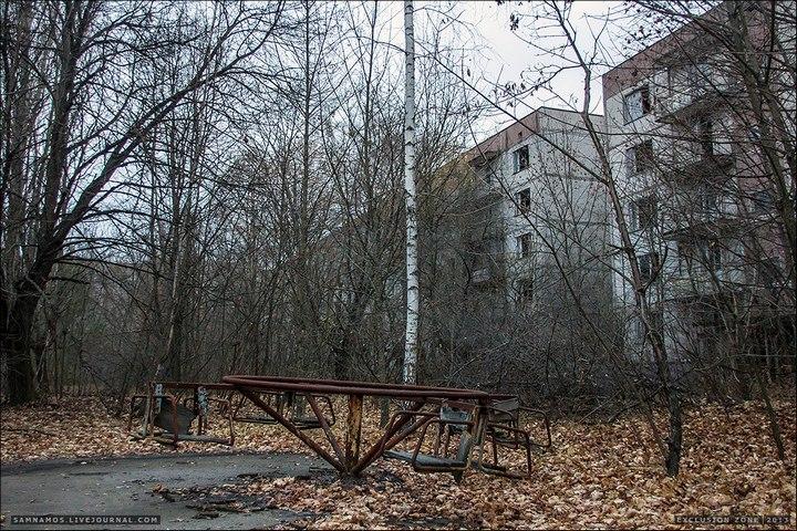 Самостоятельный поход в Припять (76)