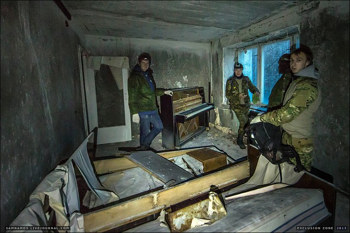 Самостоятельный поход в Припять (77)