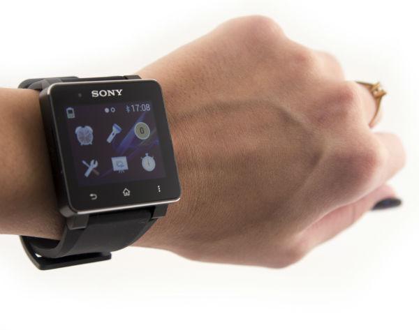 Умные часы Sony Smartwatch 2 (7)