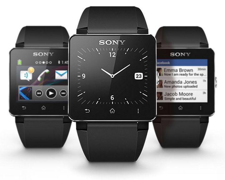 Умные часы Sony Smartwatch 2 (3)