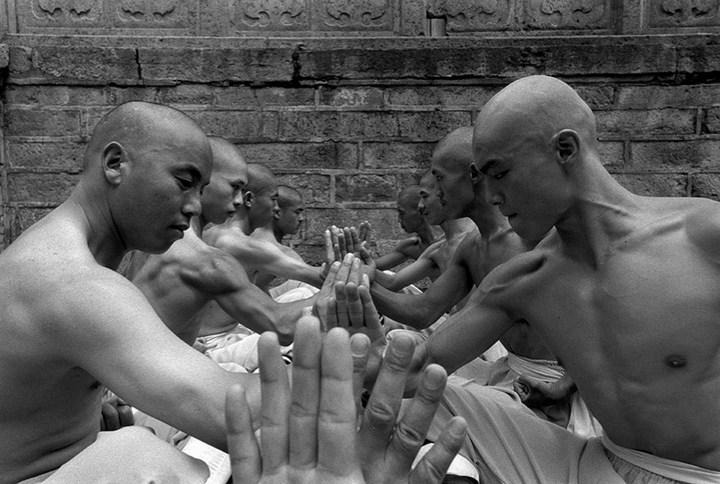 Монахи из Шаолиньского монастыря (3)