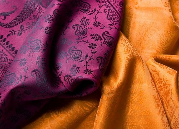 Волшебная красота тканей из Бенареса (1)