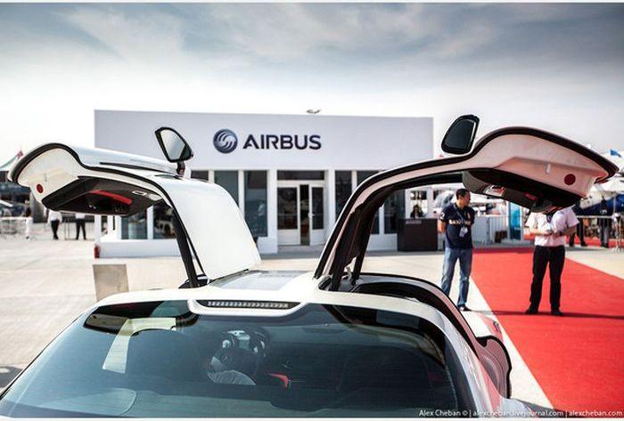 Доставка роскошных автомобилей арабских шейхов (5)