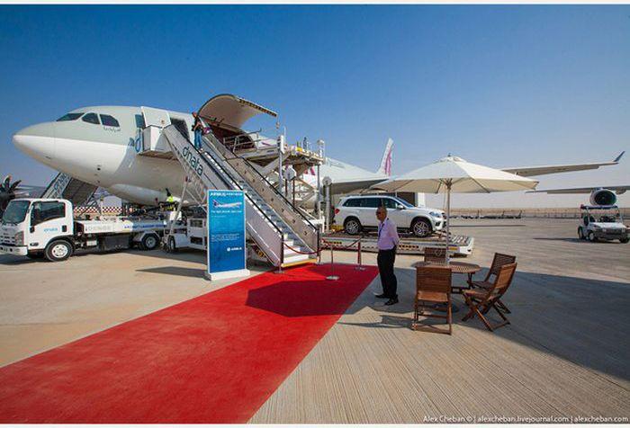 Доставка роскошных автомобилей арабских шейхов (17)