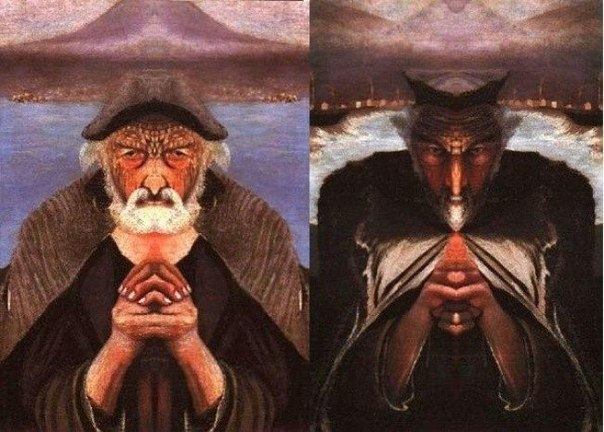 Загадка картины «Старый Рыбак» (2)