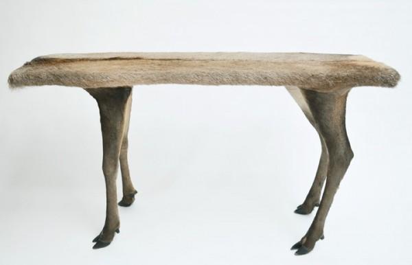 Необычные столики в виде животных (1)