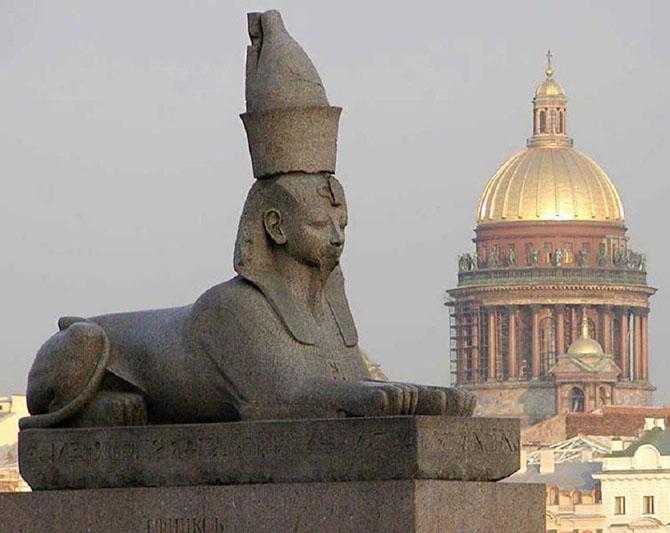 Жуткие места Санкт-Петербурга (1)