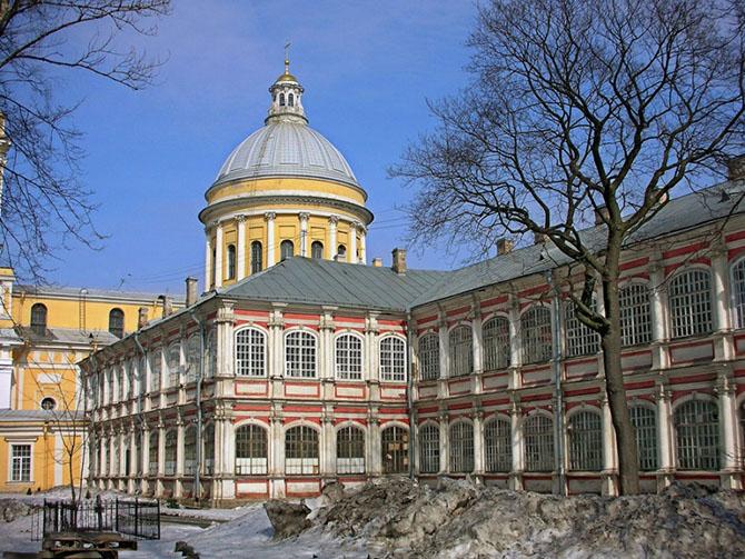 Жуткие места Санкт-Петербурга (4)