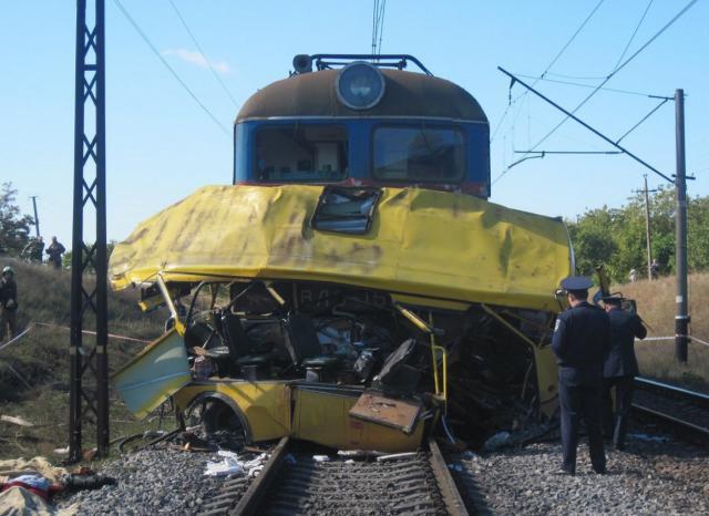 аварии на железнодорожных переездах (5)