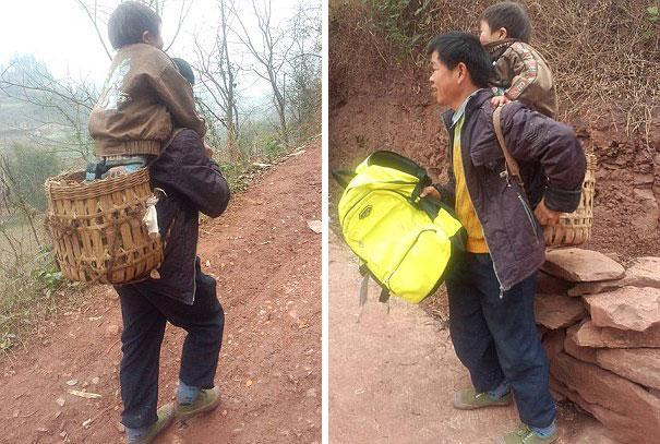 Трудная дорога в школу (2)