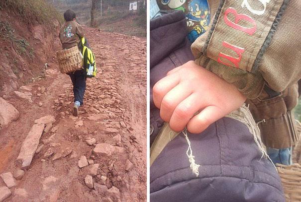 Трудная дорога в школу (3)