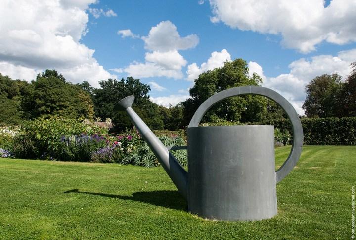 Сен-Жан — сад-огород в окрестностях Парижа (1)