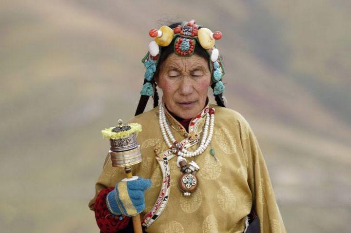 Тибетский монастырь Седа — гигантский муравейник! (8)