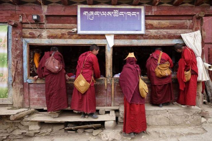 Тибетский монастырь Седа — гигантский муравейник! (5)