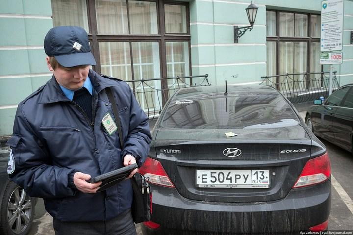 Московская парковочная инспекция в деле (8)