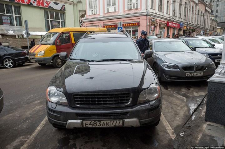 Московская парковочная инспекция в деле (11)