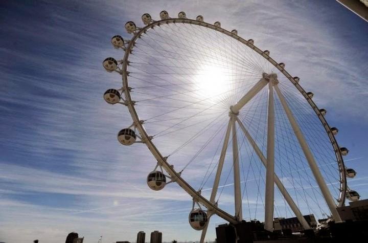 Самое высокое колесо обозрения в мире (1)
