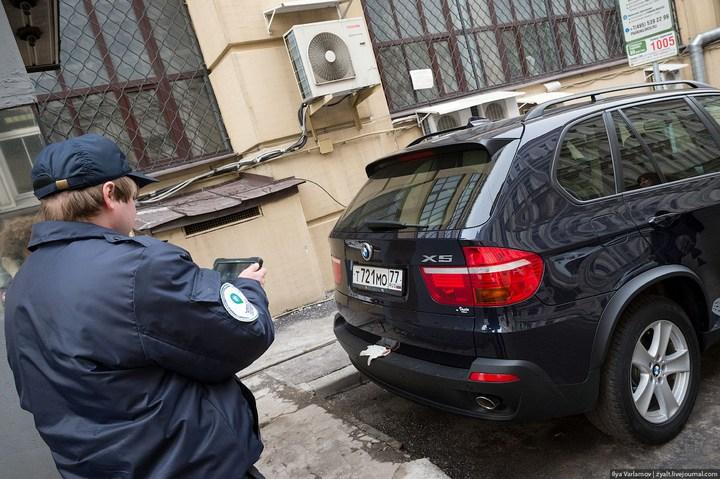 Московская парковочная инспекция в деле (20)